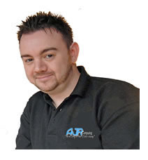 Andrew The Owner Of AJR Computing  - Rotherham South Yorkshire, UK PC, Laptop Computer, iPhone, iPad Repair Repair