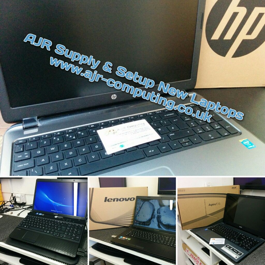 New HP laptop rotherham southyorkshire