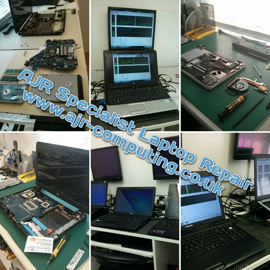specialist laptop repair in rotherham south yorkshire