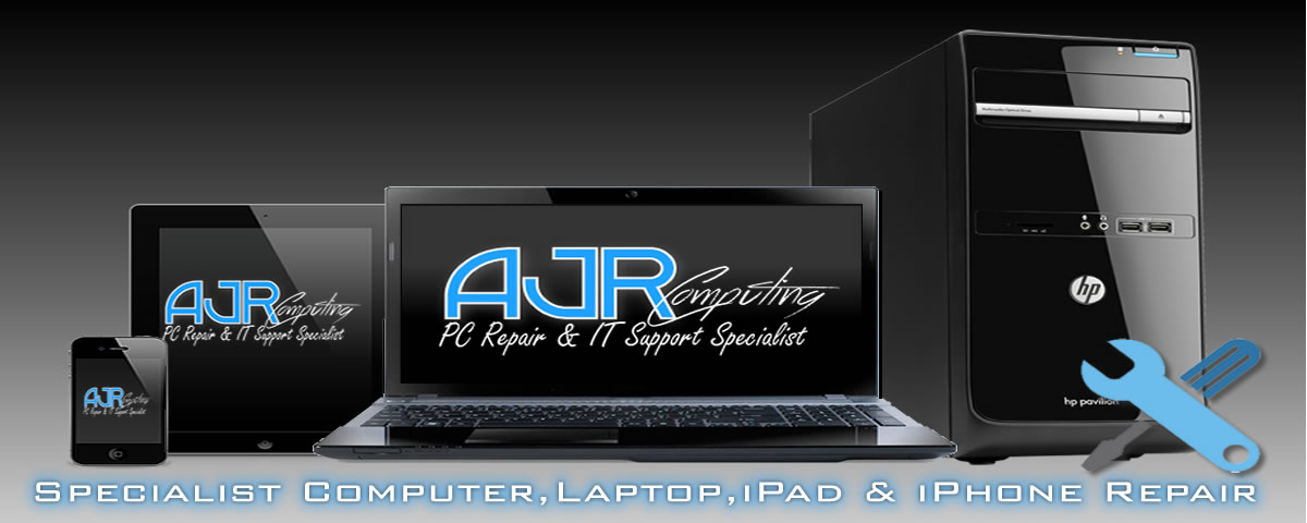 Specialist Computer, Laptop, iPad, iPhone Repair Solution Rotherham South Yorkshire, UK