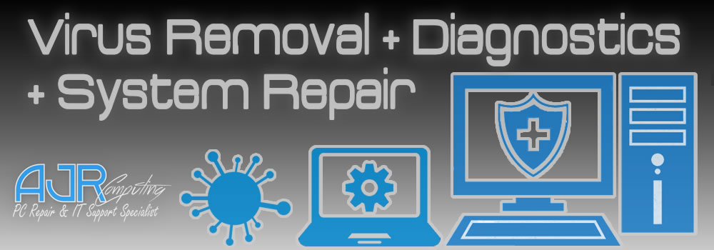 Virus & Spyware Removal Rotherham, South Yorkshire