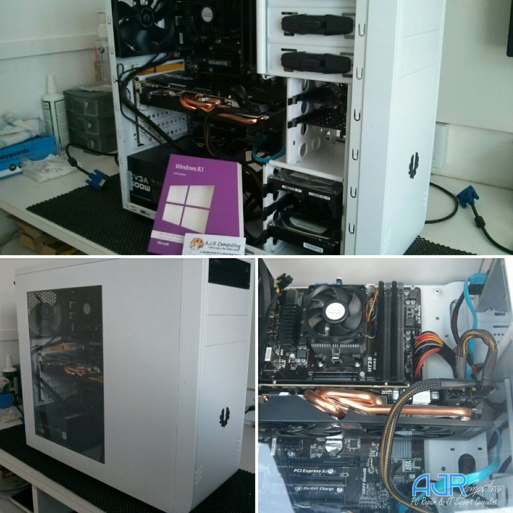 custom Pc build rotherham southyorkshire