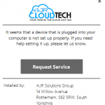 AJR Cloud Tech Monitoring Proactive IT Cloud Monitoring & Anti Malware Protection, Rotherham South Yorkshire UK